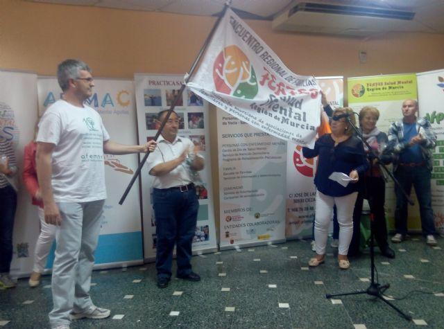AFEMCE y FEAFES conmemoran el Día Mundial de la Salud Mental con la celebración del XVIII Encuentro Regional de Familias en Cieza - 4, Foto 4