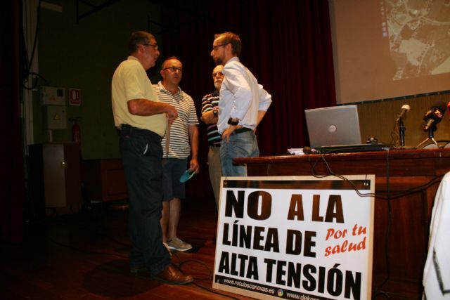 The official deadline for submitting allegations to the modified project of the High Voltage Line ends tomorrow, Foto 1