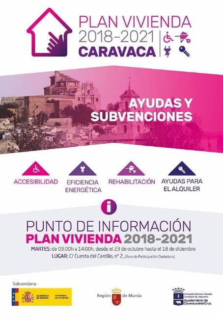 El PP denuncia que el PSOE de Totana se negó a ver en el Pleno de Septiembre su propuesta para que en Totana se pusiera en marcha una OFICINA DE INFORMACIÓN sobre el PLAN DE VIVIENDA 2018-2021 - 2, Foto 2