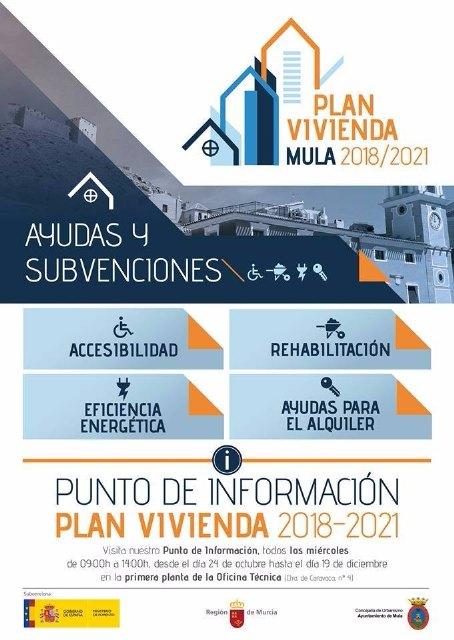 El PP denuncia que el PSOE de Totana se negó a ver en el Pleno de Septiembre su propuesta para que en Totana se pusiera en marcha una OFICINA DE INFORMACIÓN sobre el PLAN DE VIVIENDA 2018-2021 - 3, Foto 3