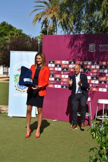 Presentación del partido Fútbol Sala femenino entre las Selecciones Nacionales absolutas de España e Italia - 1, Foto 1