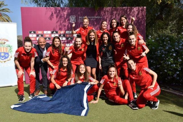 Presentación del partido Fútbol Sala femenino entre las Selecciones Nacionales absolutas de España e Italia - 2, Foto 2
