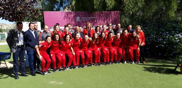 Presentación del partido Fútbol Sala femenino entre las Selecciones Nacionales absolutas de España e Italia - 3, Foto 3