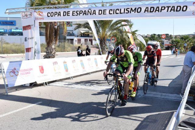 Mazarrón celebró la Copa de España de Ciclismo Adaptado con presencia de todos los tipos de bicicletas, Foto 2
