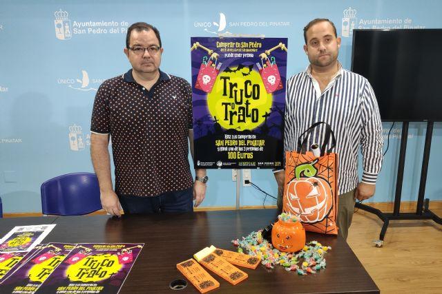 San Pedro del Pinatar lanza la campaña comercial Truco o Trato por Halloween - 1, Foto 1