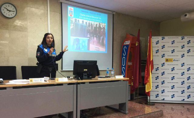 Mazarrón al frente de la educación vial en la Región de Murcia, Foto 1