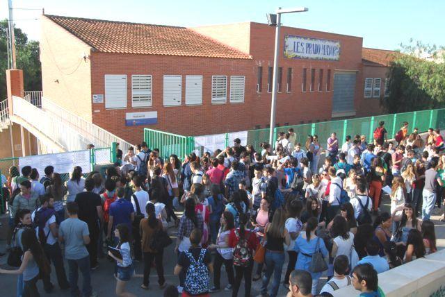La Concejal�a de Educaci�n insta a la Consejer�a a la construcci�n del tercer instituto de Enseñanza Secundaria Obligatoria y Bachillerato en Totana, Foto 2