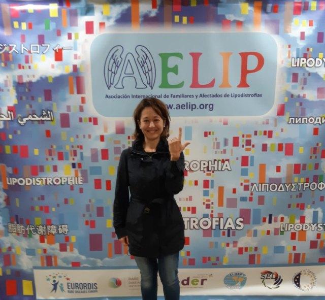 La doctora Alessandra Gambineri nuevo miembro del comité asesor de AELIP