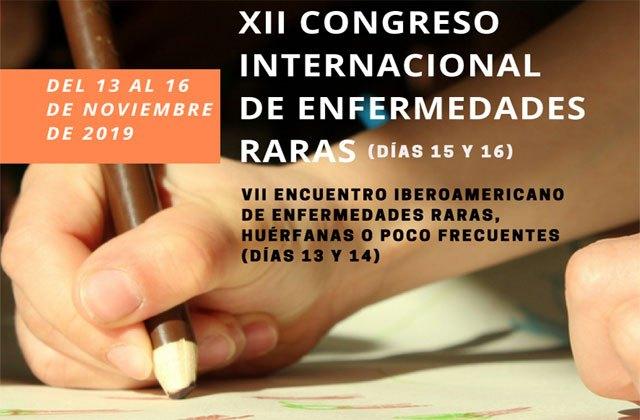 D´Genes beca con la inscripción gratuita al XII Congreso Internacional de Enfermedades Raras a los representantes de las asociaciones de patologías poco frecuentes y discapacidad - 1, Foto 1