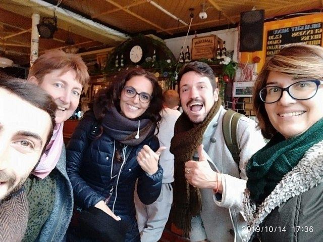 Dos profesoras del IES Juan de la Cierva y Codorníu han participado en un Curso de Inglés en Dublín a través del proyecto Erasmus+