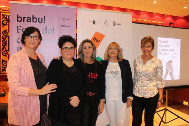 Brabu! La asociación de Comerciantes y Hosteleros de Bullas estrena identidad y aborda nuevos retos - 1, Foto 1
