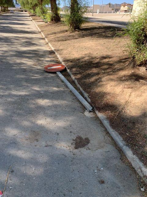 MC reclamará mejorar la seguridad vial de La Aljorra - 2, Foto 2