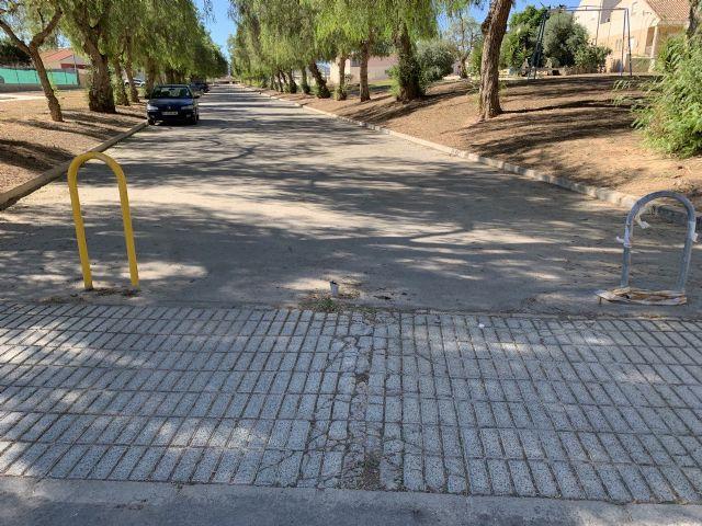 MC reclamará mejorar la seguridad vial de La Aljorra - 3, Foto 3