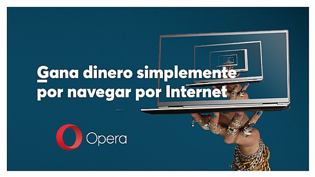 "Opera ofrece trabajo como ""navegador de Internet"": 8.000 euros por navegar en directo durante dos semanas - 1, Foto 1"