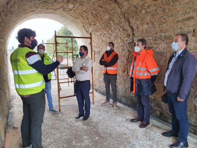 Fomento refuerza la seguridad del puente de hierro de Archena - 2, Foto 2