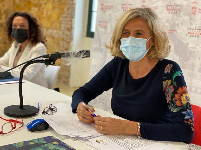 El Consejo Social de la Ciudad analiza las temáticas más relevantes del municipio para la elaboración de la estrategia Agenda Urbana Murcia 2030 - 2, Foto 2