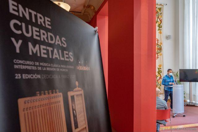 Artesanos y fabricantes de instrumentos musicales son la esencia del nuevo cartel de Entre Cuerdas y Metales - 1, Foto 1