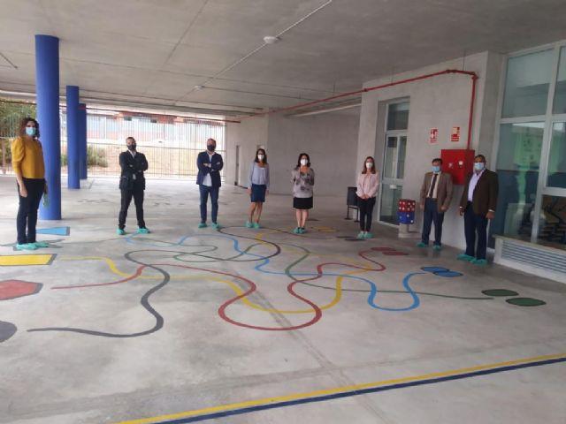 Los juegos tradicionales se extienden por los colegios del municipio gracias al proyecto ´Diver-Patios´ - 1, Foto 1