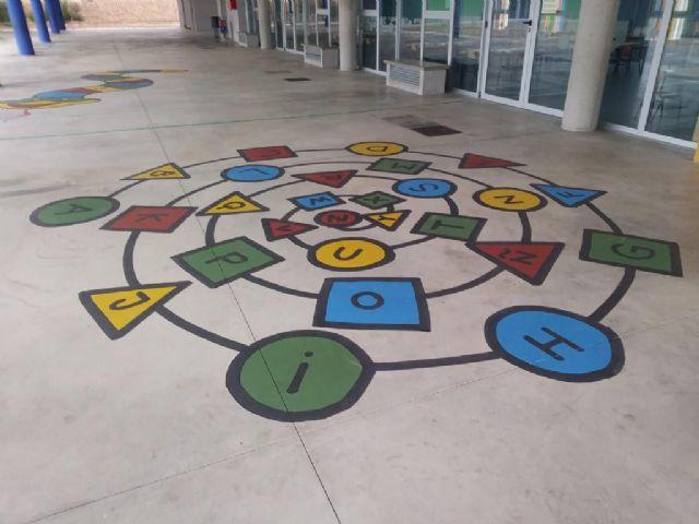 Los juegos tradicionales se extienden por los colegios del municipio gracias al proyecto ´Diver-Patios´ - 2, Foto 2
