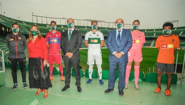 TM Grupo Inmobiliario renueva su patrocinio con el Elche Club de Fútbol por quinto año consecutivo - 1, Foto 1