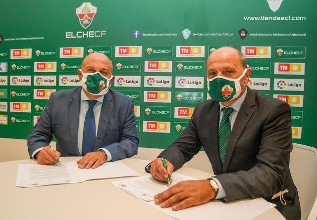 TM Grupo Inmobiliario renueva su patrocinio con el Elche Club de Fútbol por quinto año consecutivo - 2, Foto 2