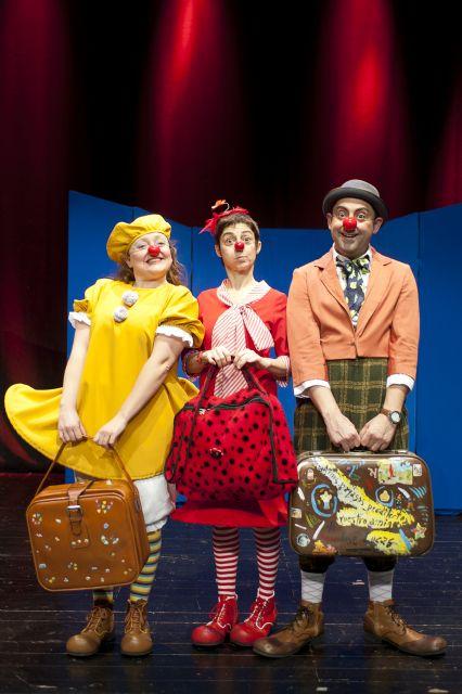 Pupaclown presenta el espectáculo PUPAVENTURAS el domingo 25 de octubre en el Teatro Villa de Molina - 1, Foto 1