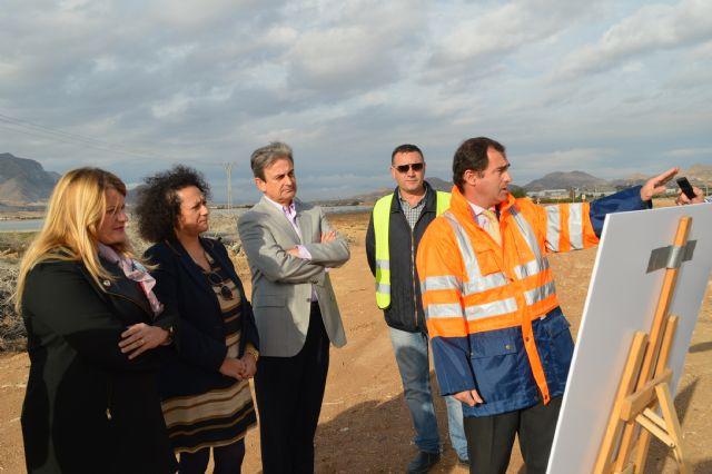 Se inician los trabajos de adecuación para la construcción de la rotonda de acceso al complejo deportivo - 2, Foto 2