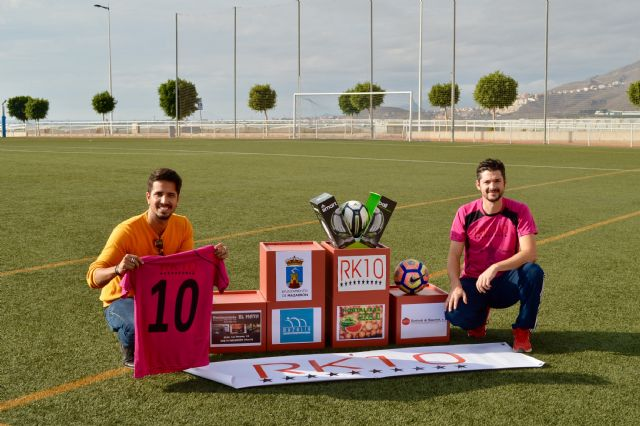 El torneo rk10 llega a Mazarrón en busca de los mejores jugadores de fútbol 7, Foto 1