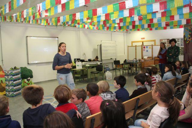 Fomentan hábitos alimenticios saludables entre los escolares de Puerto Lumbreras - 1, Foto 1