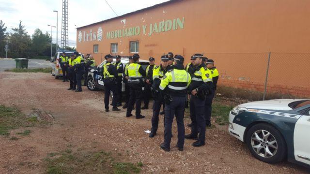 Más de 35 agentes de la Policía Local de diferentes municipios del Guadalentín finalizan el curso sobre delitos contra la seguridad vial y detección de drogas, estupefacientes y sustancias psicotrópicas en los conductores - 4, Foto 4