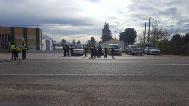 Más de 35 agentes de la Policía Local de diferentes municipios del Guadalentín finalizan el curso sobre delitos contra la seguridad vial y detección de drogas, estupefacientes y sustancias psicotrópicas en los conductores - 5, Foto 5