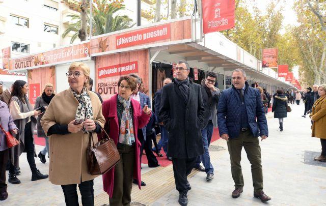 El nuevo Alfonso X El Sabio, escaparate del comercio murciano - 1, Foto 1