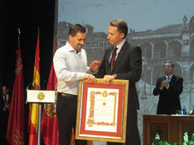 Lorca reconoce a Juan Martín Atenza con el Diploma de Servicios Distinguidos a título póstumo - 1, Foto 1