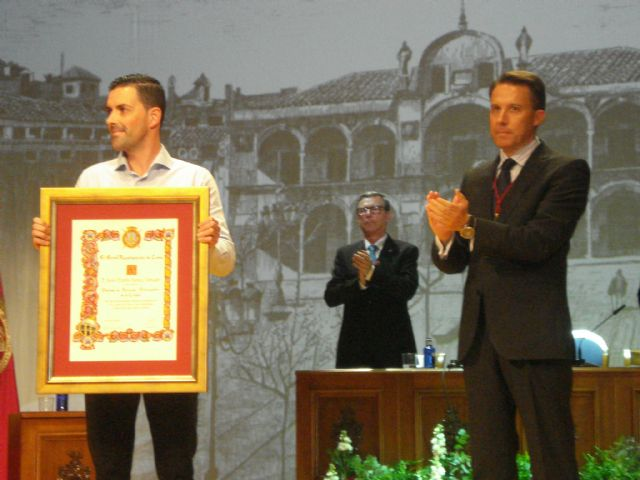 Lorca reconoce a Juan Martín Atenza con el Diploma de Servicios Distinguidos a título póstumo - 2, Foto 2