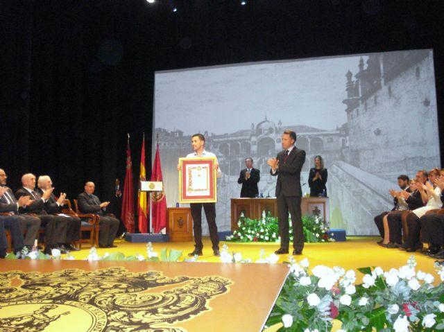 Lorca reconoce a Juan Martín Atenza con el Diploma de Servicios Distinguidos a título póstumo - 3, Foto 3
