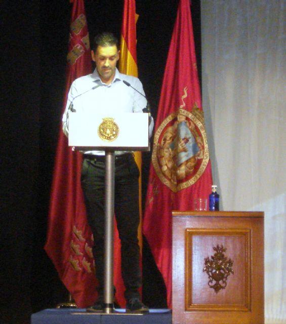 Lorca reconoce a Juan Martín Atenza con el Diploma de Servicios Distinguidos a título póstumo - 4, Foto 4