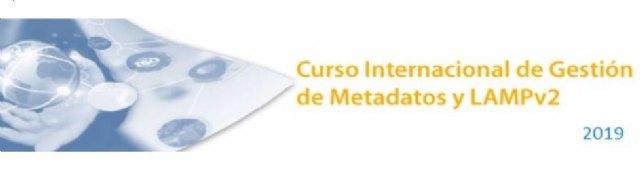 Curso Internacional de Gestión de Metadatos y LAMPv2 2019 - 1, Foto 1