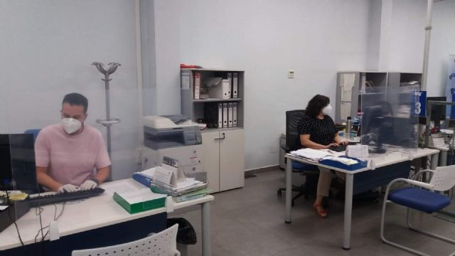 More than 11,000 people have already been attended in person at its employment office since its reopening in June, Foto 1