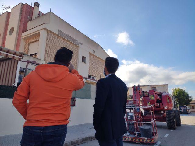 Fomento inicia las obras de acondicionamiento y mejora de 12 viviendas sociales en Los Alcázares - 1, Foto 1