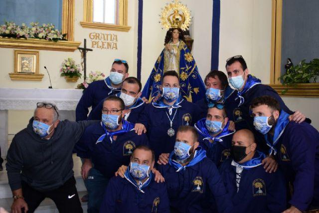 Misa en Bolnuevo en honor a la Púrisima - 2, Foto 2