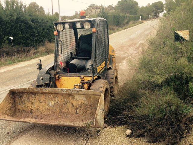 El Ayuntamiento de Alhama solicita el arreglo urgente de la carretera de Gebas, Foto 8