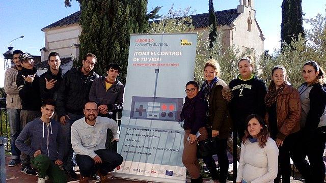 Nueva edición Labor 2.0: Garantía Juvenil con el inicio de un taller grupal formativo - 1, Foto 1