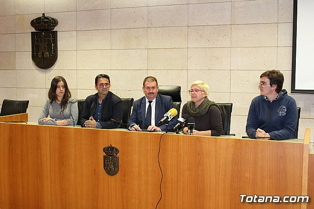 The City Council and the Totana Music Association sign a collaboration agreement for an amount of 6,000 euros - 3