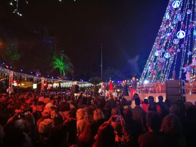 El Gran Árbol de Navidad acoge 250 talleres y más de 60 actuaciones estas fiestas - 1, Foto 1