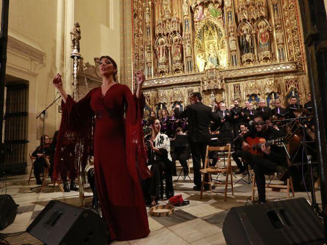 La UCAM da la bienvenida a la Navidad con su tradicional concierto - 1, Foto 1
