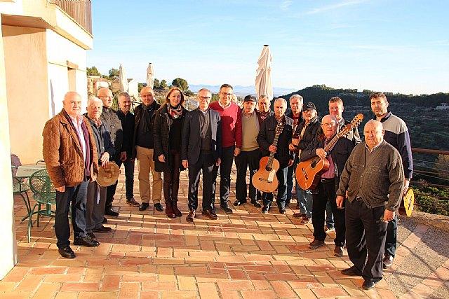 El ministro de Cultura y Deporte, José Guirao, visita El Berro, Foto 1
