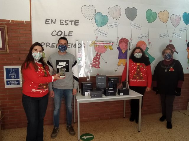 El Ayuntamiento lleva a cabo la instalación de medidores de CO2 en todos los centros educativos del municipio durante las fiestas navideñas - 2, Foto 2