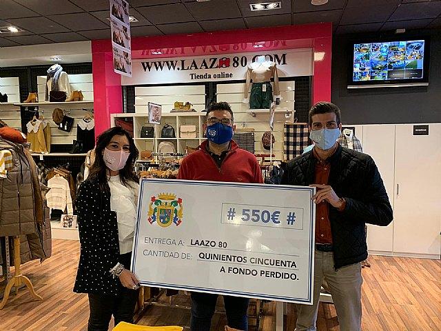 Un total de 58 comercios reciben ayudas a fondo perdido del Ayuntamiento - 1, Foto 1