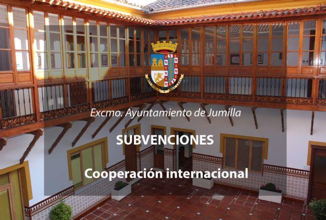 El Ayuntamiento subvencionará con 24.000 euros cinco proyectos de cooperación internacional - 1, Foto 1