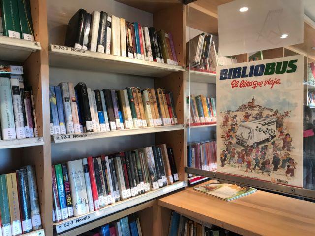 El Bibliobus llega a los colegios con el objetivo de extender la lectura pública por toda nuestra Región - 3, Foto 3